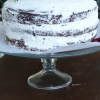 Thumbnail image for Chocolate Triple Layer Cake with Whipped Cream Frosting