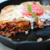 Thumbnail image for Sloppy Joe Cheddar Pie