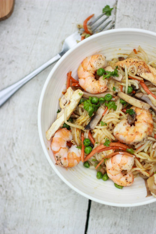 Post image for Singapore Noodles